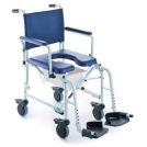 Cadeira Sanitária e Banho Rodízios Lima