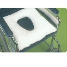 Coxim Quadrado Sintético com Orificio