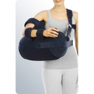 Suporte de braço com abdução variável
