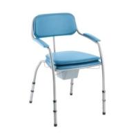 Cadeira Sanitária Omega de Altura Regulável
