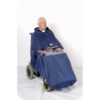 Capa de Chuva para Cadeira Elétrica