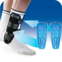 """Estabilizador de tornozelo com bolsas de gel """"Valtec Gel"""" EST-082"""