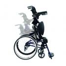 Cadeira Manual com Elevação Eléctrica Vassilli Europa