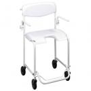 Cadeira Banho Rodizios Alizé