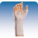 Tala de imobilização do punho e polegar 20cm MFP-80