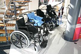 Cadeiras de Rodas Siorto
